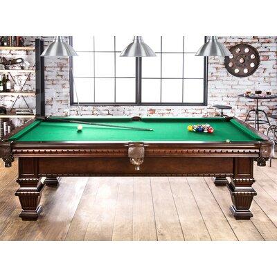 Goliath 8 39 Pool Table Wayfair