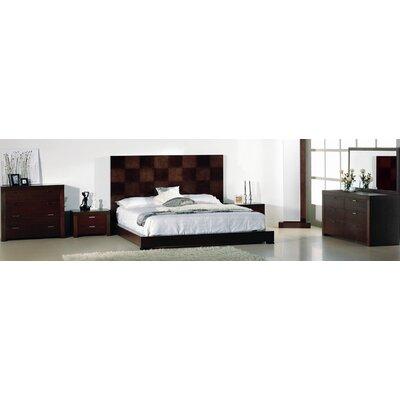 Traxler Platform Customizable Bedroom Set by Hokku Designs