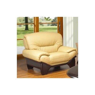 Hokku Designs BM Leather Chair