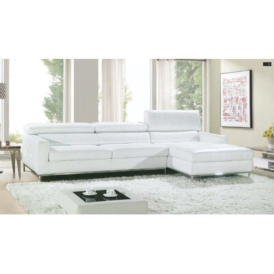 Essen Right Hand Facing Sectional by Hokku Designs