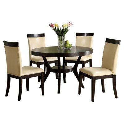 Hokku Designs Arin 5 Piece Dining Set