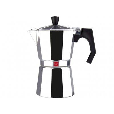 Kenia Aluminum 6 Cups Coffee Maker by Magefesa