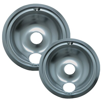 Range Kleen 2 Piece Wall Oven and Cooktop Style B Drip Pan Set
