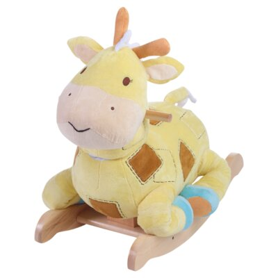 Patch the Giraffe Rocker by Rockabye