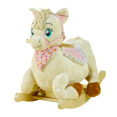 Princess Pony Rocker by Rockabye