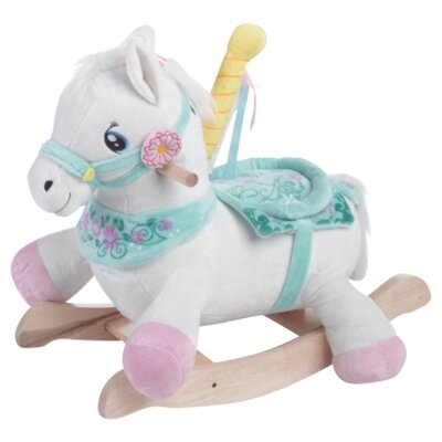 Carousel Horse Rocker by Rockabye