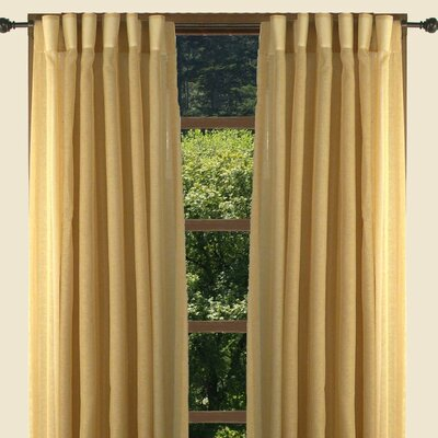 Lucerne Wanda Curtain Panel (Set of 2) Product Photo
