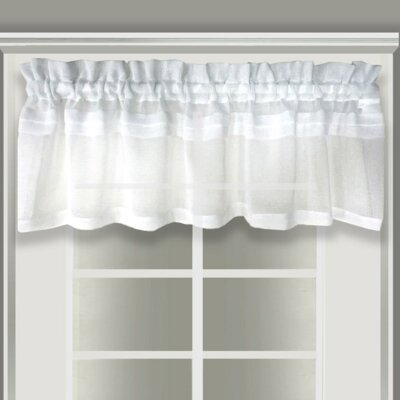 "Gevena 52"" Curtain Valance Product Photo"