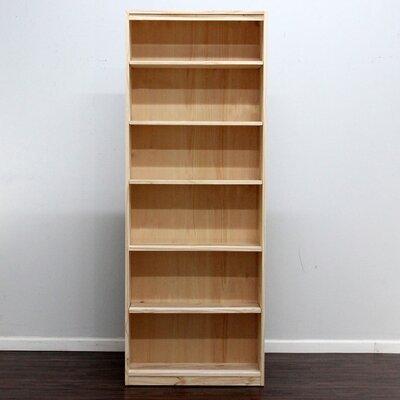 """Gothic Furniture York 84"""" Standard Bookcase"""