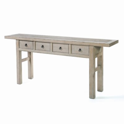Grand Entrance Console Table by HeatherBrooke