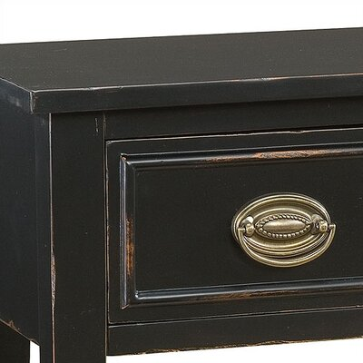 HeatherBrooke Furniture Currant Console Table