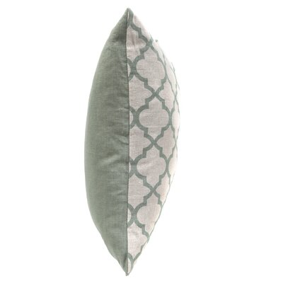 Kosas Home IIIusion Hesperia Linen Throw Pillow
