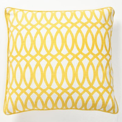 Fields Ellipse Cotton Throw Pillow by Kosas Home