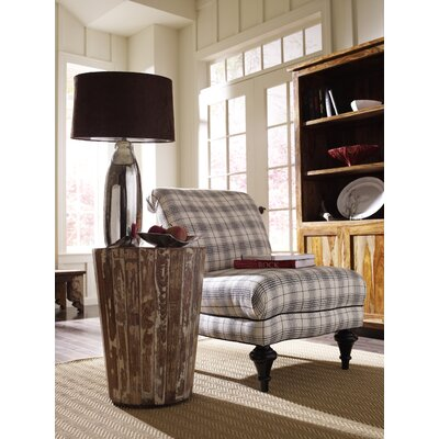 Harbor Barrel Side Table by Kosas Home