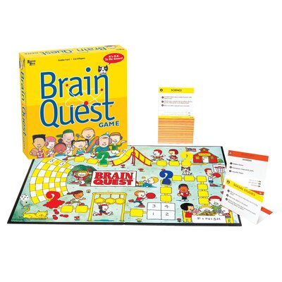 Brain Quest by University Games