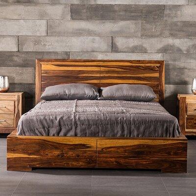 Romy Panel Customizable Bedroom Set by Artemano