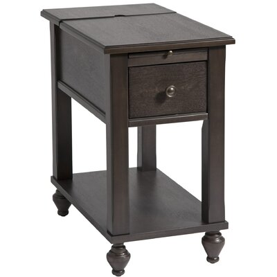 Baldwin Chairside Table by Stein World