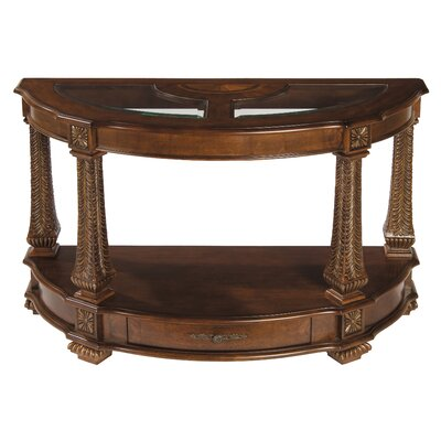 Westminster Demilune Console Table by Stein World