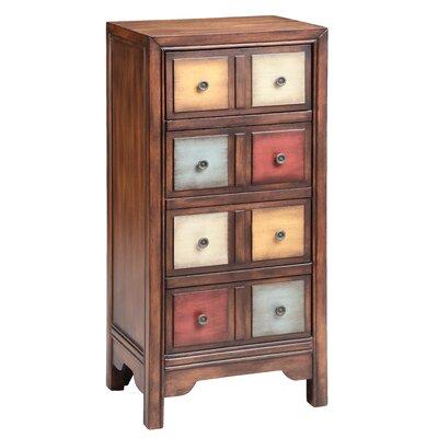 Stein World Brennan 4 Drawer Cabinet