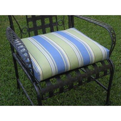 Blazing Needles Skyworks Outdoor Dining Chair Cushion