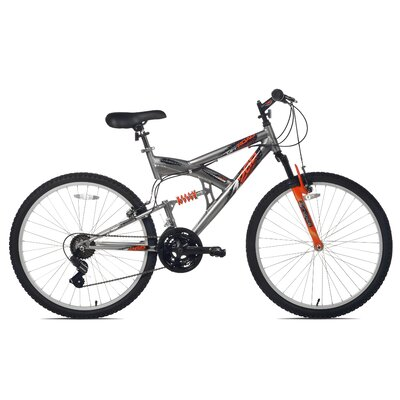 Men's Northwoods Z265 18-Speed Mountain Bike by Northwoods