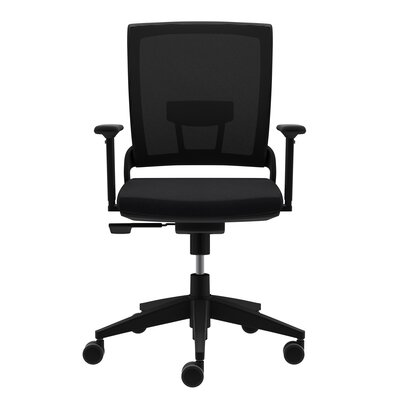 Mesh Moby Task Chair with Arms by Compel Office Furniture