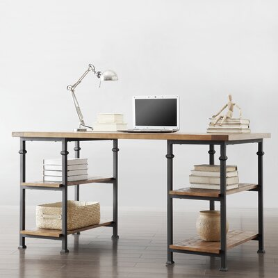 Mercury Row Zona Writing Desk Amp Reviews Wayfair Supply