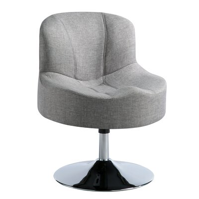 Barnabas Round Swivel Side Chair III by Kingstown Home