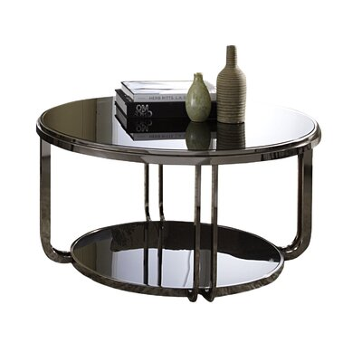 Bernadette Round Console Table by Kingstown Home