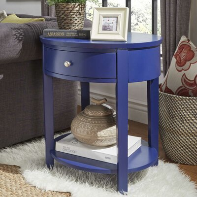 Christoff End Table by Kingstown Home