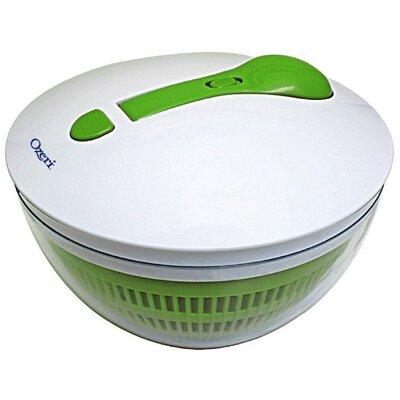 BPA-Free Swiss Designed Freshspin Salad Spinner by Ozeri