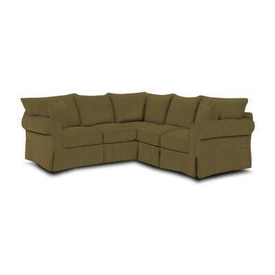 Felicity Right Facing Sofa Sectional by Wayfair Custom Upholstery