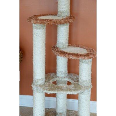 """Armarkat 66"""" Premium Cat Tree"""
