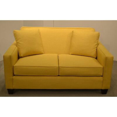 Two Cushion Loveseat by Carolina Classic Furniture