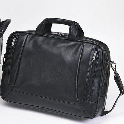 Bellino Bellino Editor Leather Laptop Case