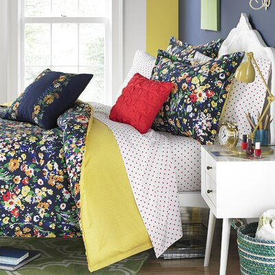 Folksy Floral Bedding Collection by Teen Vogue