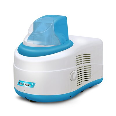 Elite Ice Cream Maker Mr. Freeze 1.5 Qt. Ice Cream Maker with Compressor | Wayfair
