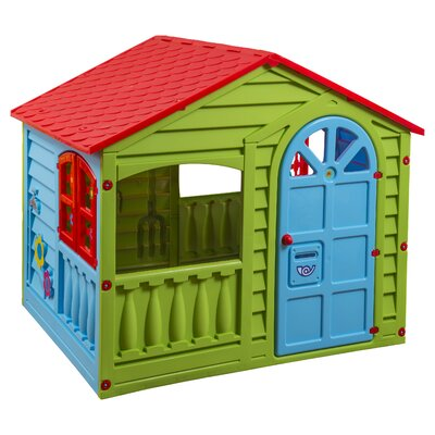 Happy Children's Playhouse Product Photo
