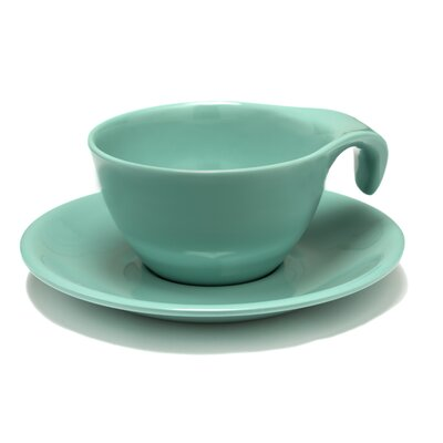 Residential Cup and Saucer by Russel Wright