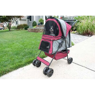 Supreme Pet Stroller by Iconic Pet