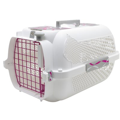 Catit Style Ribbon Voyager Small Pet Carrier by Hagen
