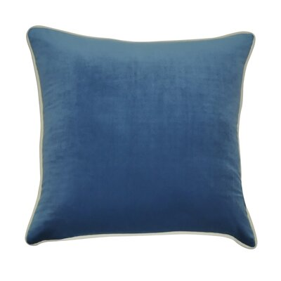 Solid Decorative Throw Pillow by Loom and Mill