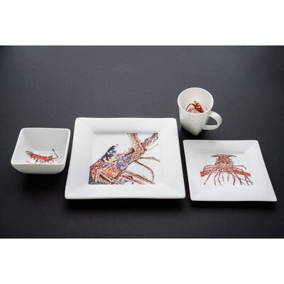 Lobster Dinnerware Set by Kim Rody Creations