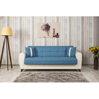 Bella Vista Convertible Sofa by Casamode Functional Furniture