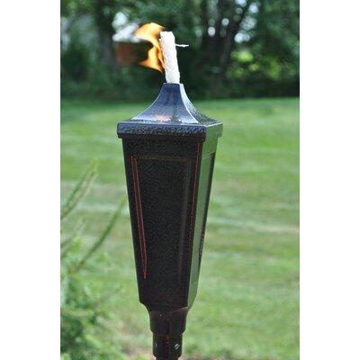 Starlite Garden and Patio Torche Co. Die Cast Classic Pole Torch