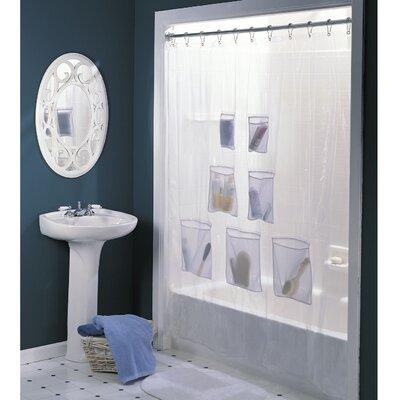 Vinyl Shower Curtain by CHF