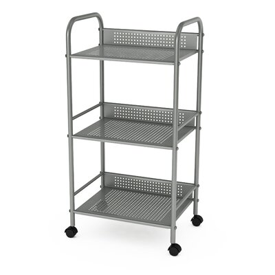 Utility Cart with Casters by Dar
