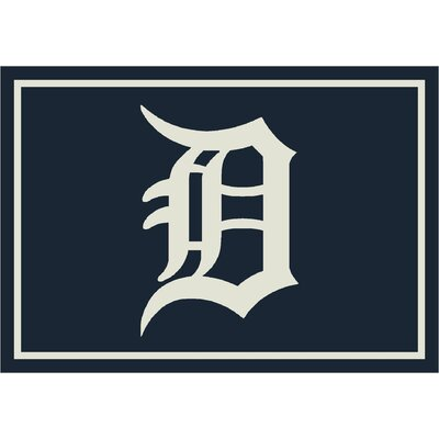 MLB Spirit Detroit Tigers Novelty Rug by Milliken