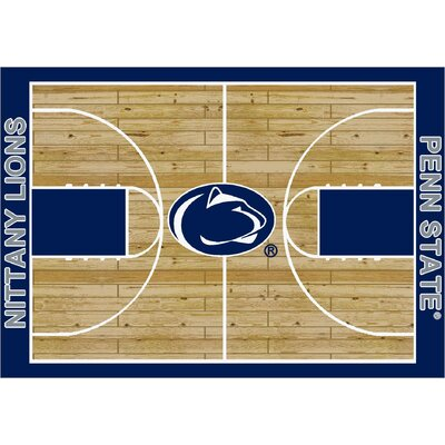 College Court Penn State Nittany Lions Rug by Milliken