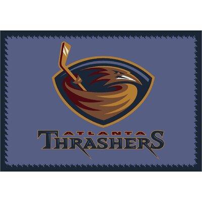 NHL Atlanta Thrashers 533322 1011 2xx Novelty Rug by Milliken